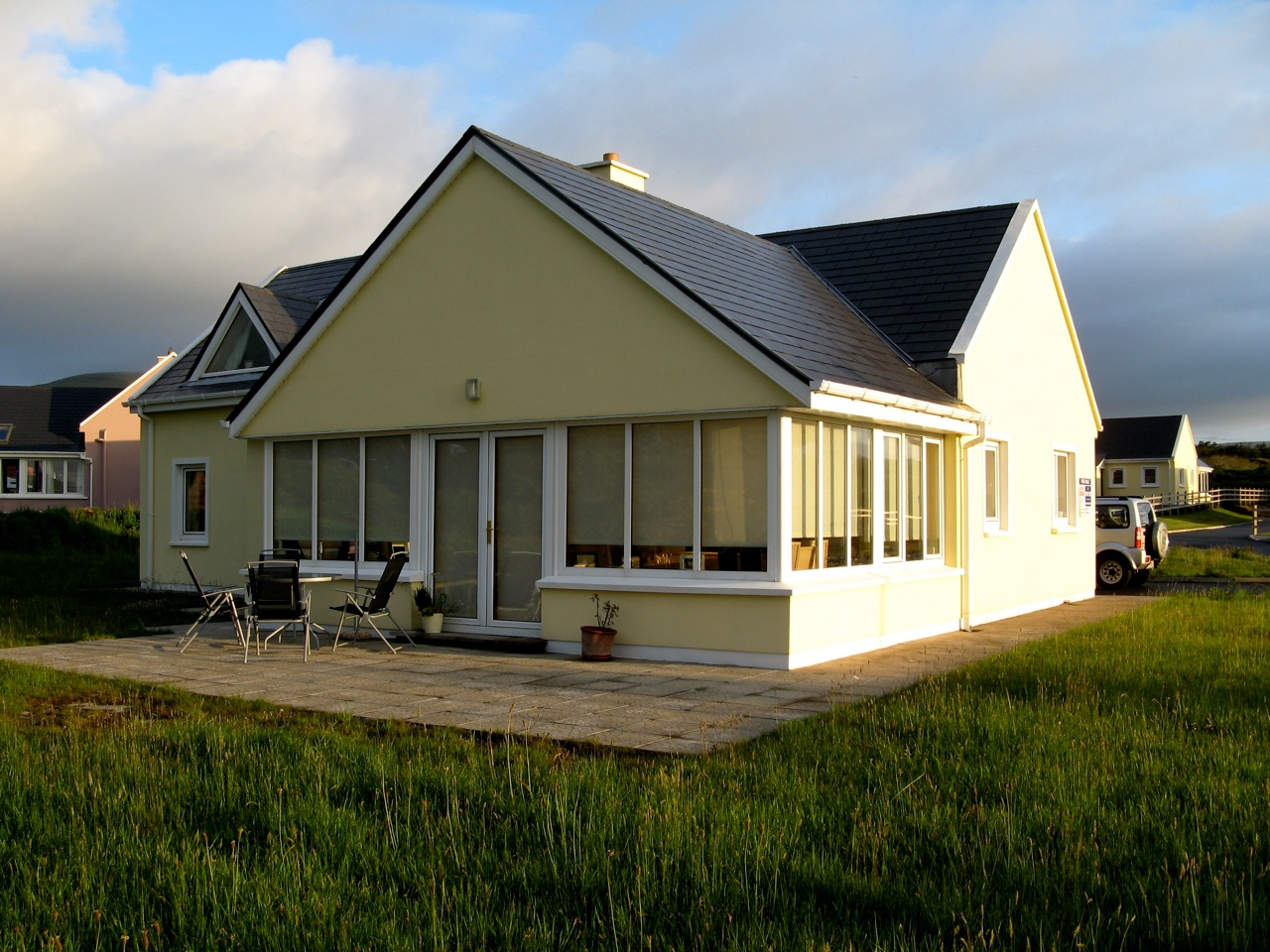 ballinskelligs house for rent 9 cois tra upper